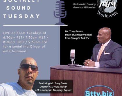 Socially Sound Tuesday