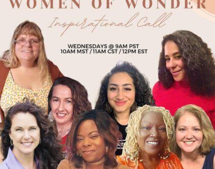 """W.O.W. """"Women of Wonder"""""""